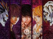 Death Note, anime manga molto conosciuto amato!