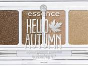 Beauty Prewiev: Hello Autumn Essence!