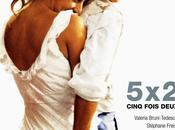 """""""5x2 Frammenti vita amorosa"""" François Ozon: un'intrigante storia d'amore ritroso tempo."""