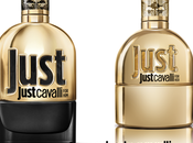 Roberto Cavalli, Just Gold Fragrances Preview
