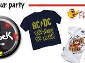 Bambini Rock: party abbigliamento