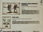Morghast Orde Fantasmi: altre immagini White Dwarf