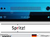 cartaceo Spritz inc., software rivoluzionario ottimizza tempi lettura