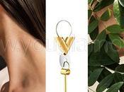 Louis Vuitton presenta Essential mono orecchino
