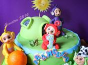 Torta teletubbies cake
