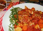 Stuffat tal-fenek, Stufato coniglio alla maltese