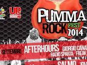 Pummarock Fest, programma della edizione