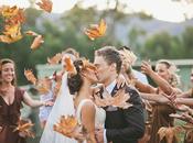 Allestimenti decorazioni matrimonio d'autunno