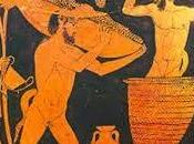 vino nella storia, parte mondo greco.