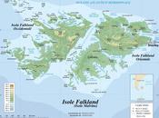 """Falkland: """"Dove discordia, possa portare armonia"""""""