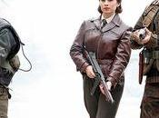 Ecco Hayley Atwell Marvel's Agents S.H.I.E.L.D.