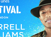 Pharrell Williams settembre all'iTunes Festival!