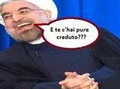 (S)velando doppia faccia Hassan Rouhani