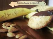 Biscotti Banana Mandorle