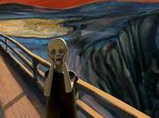 L'Urlo Munch Pink Floyd