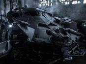 Batman Superman: prima immagine ufficiale Batmobile