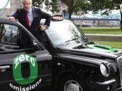 arrivo 7000 taxi elettrici sulle strade Londra