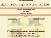 stufe Franklin Castellamonte Salone Massimo Castello Agliè
