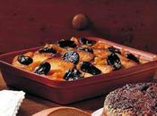 Dolce pane frutta secca cannella maraschino.