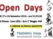 Aikido Tendoryu: open days Leno