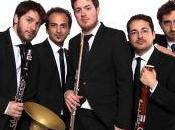 Quintetto Papageno road!