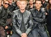 Belstaff celebrato l'arrivo anche Milano della capsule collection Beckham