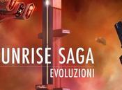 Sunrise Saga, Evoluzioni Paolo Daolio