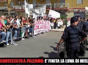 Primo giorno scuola, primo protesta contro Renzi!