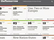 Tomorrow daily journal about future Europe