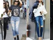 Jeans strappati: modelli preferiti dalle stars!
