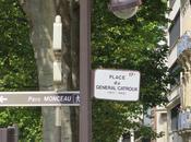 Parigi Place Général Catroux ovvero piazza Dumas