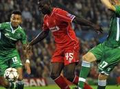 Liverpool-Ludogorets 2-1: Balotelli-gol, finale pazzesco Anfield
