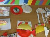 Quante cose possono inventare piatto carta!!!