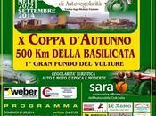 Coppa d'Autunno Basilicata Rievocazione Autoregolarità
