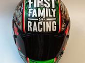 "Arai RX-GP N.Hayden ""The First Family Racing"" Indianapolis 2014 Starline"