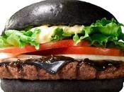 Burger King arriva l'hamburger nero