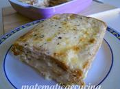Torta Salata Carrè Prosciutto Cotto Mozzarella