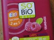 Recensione: doccia shampoo lampone so'bio etic kids