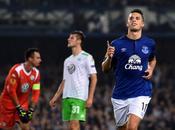 Everton valanga Wolfsburg. Lille Krasnodar fanno male (Europa League Gruppo