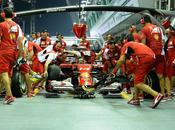 Singapore: Ferrari prima nelle libere