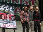Jesus Christ Superstar debutta cast originale Roma. Verona Milano