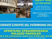 Giornate Europee Patrimonio 2014 anche Taranto
