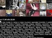 Maxxi Roma, incontro poesia colta popolare sabato settembre