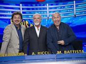 Striscia Notizia apre lunedi coppia Pieraccioni Battista