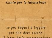 """Novità: Elio Coriano nuda voce. Canto tabacchine"""""""