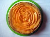 Torta alla crema limone melone Melon lemon cream cake
