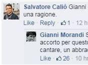 L'Eterno Ragazzo tempi Facebook: Gianni Morandi social media management