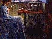 """Boccioni romanzo cucitrice"""" (1908)"""