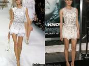 """Diane Kruger Dolce Gabbana alla premiere """"Unknown"""""""