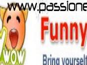 Creare gratuitamente divertenti fotomontaggi online FunnyWow